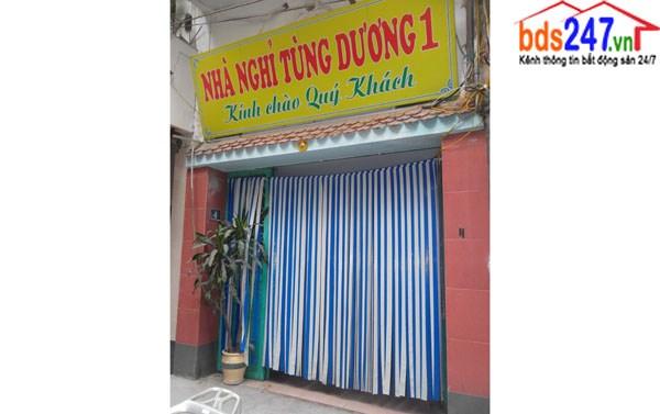 Sang nhượng nhà nghỉ Tùng Dương 1 số 4 ngõ 33 Tạ Quang Bửu, Hai Bà Trưng, Hà Nội