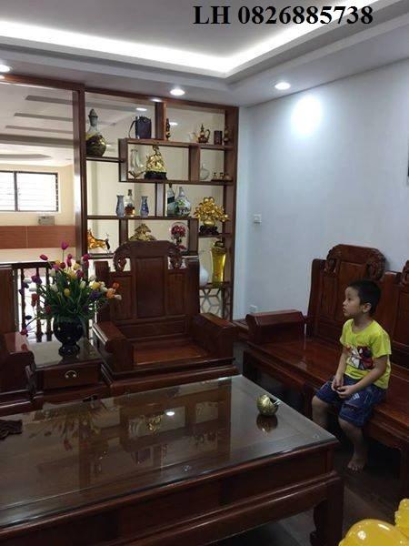 Bán nhà Hào Nam, 2 mặt thoáng, đẹp không góc chết 37m – 3.95 tỷ
