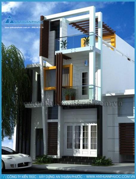 Bán nhà chính chủ ngang 4m, Hẻm ô tô thông, Nhà cực đẹp, giá chỉ 5.68 tỷ.