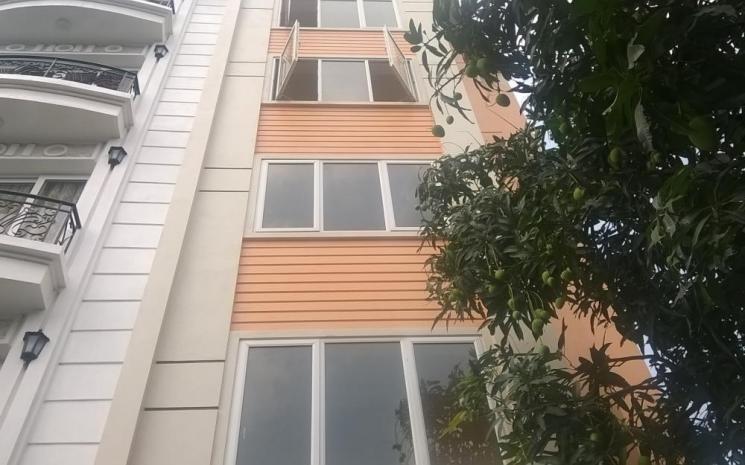 Nhà mặt tiền đường Phạm Thế Hiển gồm 1 trệt 5 lầu