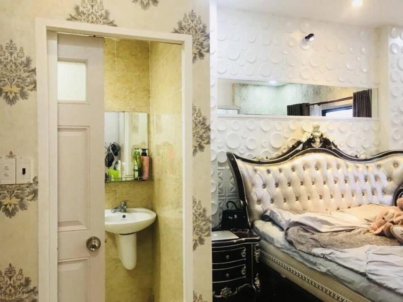 Cần bán nhà đẹp gấp để xuất ngoại, Tại Quận Gò Vấp, Đường 8m, Giá rẻ chỉ 5.801 tỷ.