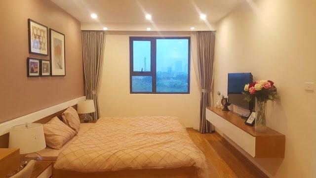 Cần cho thuê chung cư mini ở khu vực  tam trinh hoàng mai LH 0919271728