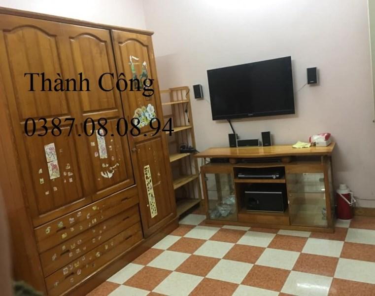 Cho thuê nhà riêng 3 tầng 60m2 cực đẹp full nội thất phố Bồ Đề, Long Biên