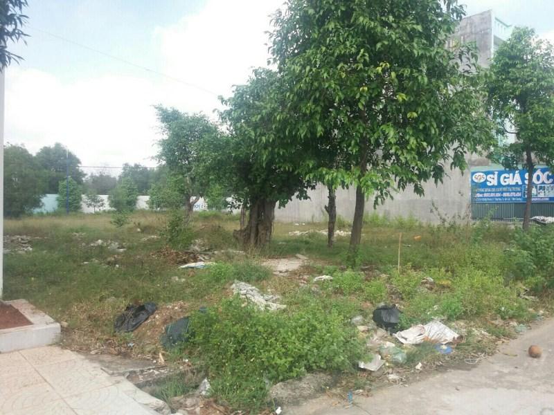 Cần bán lô đất gần đường Mỹ Phước Tân Vạn giá rẻ đầu tư
