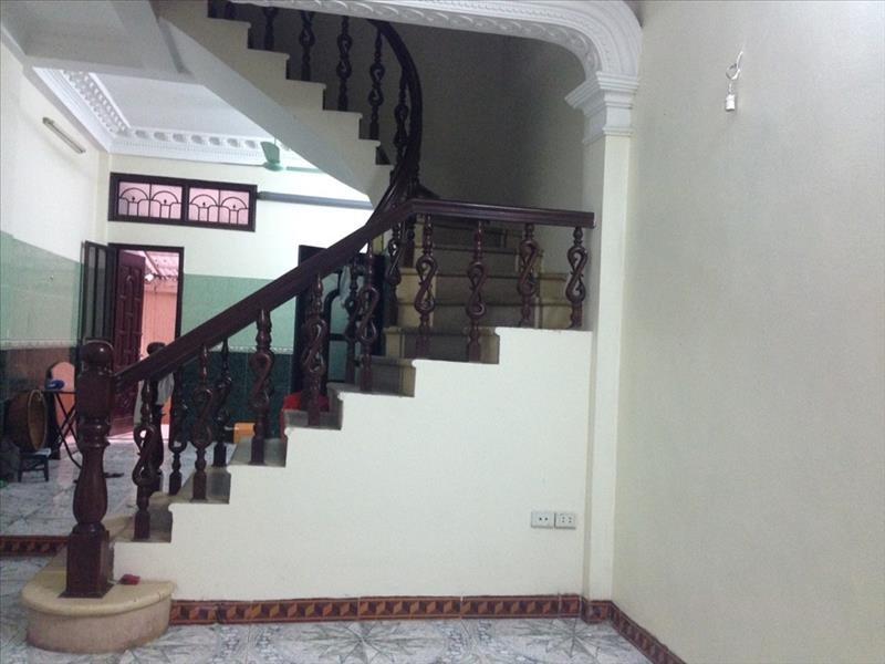Nhà 6 tầng đẹp DT 40m giá 2,8 tỷ Nguyễn An Ninh