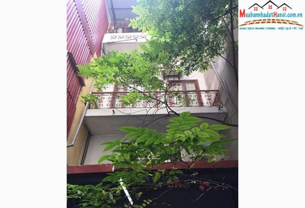 Bán nhà số 2 ngõ 34 Nguyễn Văn Trỗi, Thanh Xuân, LH: 0976614051