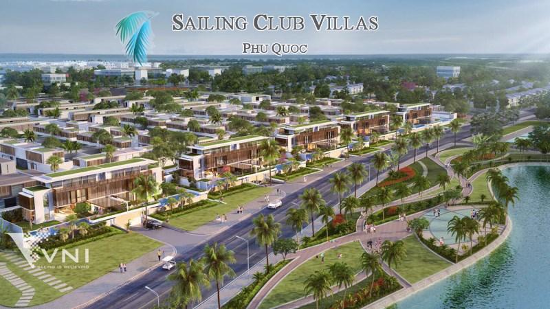 Biệt thự Phú Quốc - Dự án Sailing Club Villlas - Bãi Trường