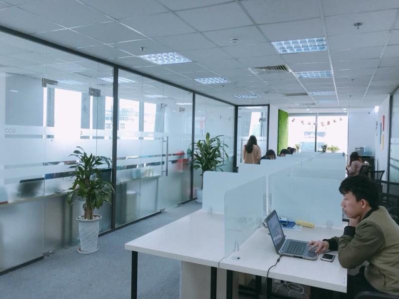 Cho thuê gấp văn phòng tại võ chí công 40-150m2 .Lh an trinh