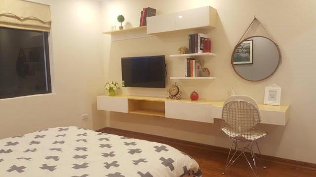 Cần cho thuê gấp căn hộ chung cư Helios 75 tam trinh giá 9tr/th LH 0912606172