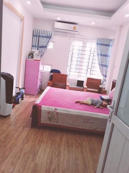 Bán Nhà Lĩnh Nam cực rẻ ngõ gần 3 m 4 Tầng full nội thất nhà đẹp chỉ 1.8 Tỷ