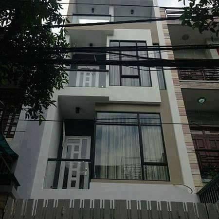 Bán nhà chính chủ tại trung tâm quận Hoàng Mai, gara ô tô, 45m2 x 5 tầng