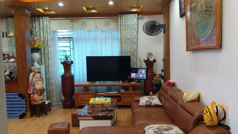 Chỉ 2.7 tỷ sở hữu nhà đẹp Đường Hoàng Mai,phường Hoàng Văn Thụ,về ở luôn,ngõ rộng thông thoáng