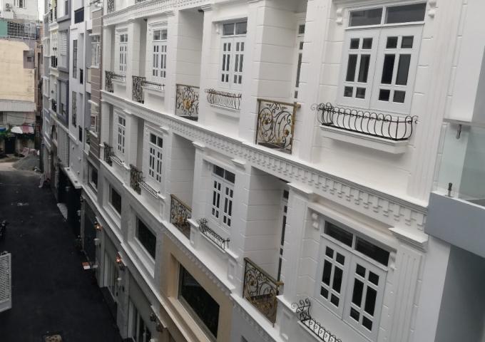 Bán nhà 10 căn nhà mới HXH 183/14 Hoàng Hoa Thám, Bình Thạnh, Giá 7.3 tỷ.