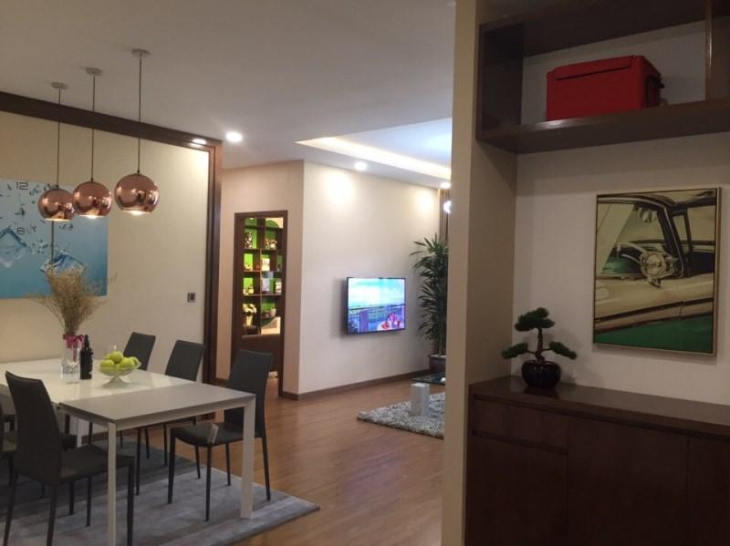 Chính chủ bán chung cư Nghĩa đô Hoàng Quốc Việt diện tích 93m2, 3PN view thoáng