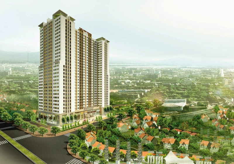 Cần cho thuê chung cư Đồng Phát, 2 phòng ngủ đồ cơ bản giá 7,5 triệu/th, LH 0913365083