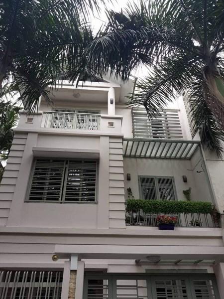 Bán biệt thự Nguyễn Đức Cảnh, Hoàng Mai 11.2 tỷ 120m2 4T 3 mặt thoáng an sinh đỉnh