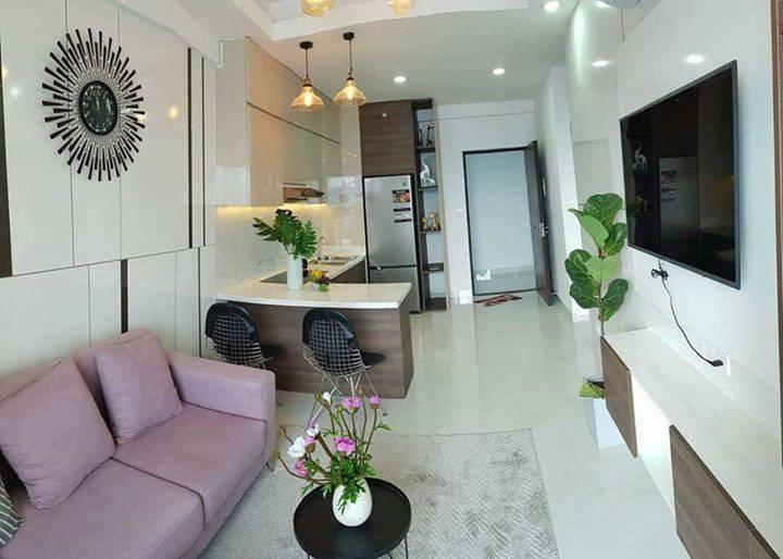Bán nhanh căn hộ cao cấp view biển Đà Nẵng với giá rẻ