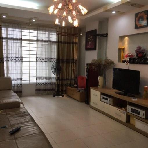 Bán nhà mới mặt ngõ VIP Hoàng Cầu – Trần Quang Diệu, vị trí đẹp giá 8,7tỷ