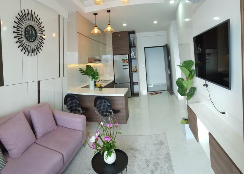 Sơn trà Ocean View- căn hộ cao cấp đang gây sức hút tại Đà Nẵng