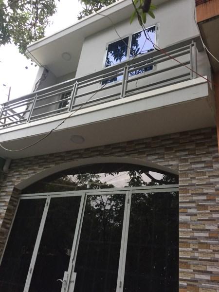 Bán nhà hẻm đường Cống Lỡ, P.15, Q.Tân Bình. DT: 4mx12m