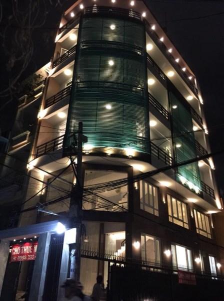 Nhà lô góc Lê Văn Sĩ 7 Tầng MT 6m HXH KD Cafe Văn phòng Khách sạn Homestay Giá Chỉ 14 Tỷ