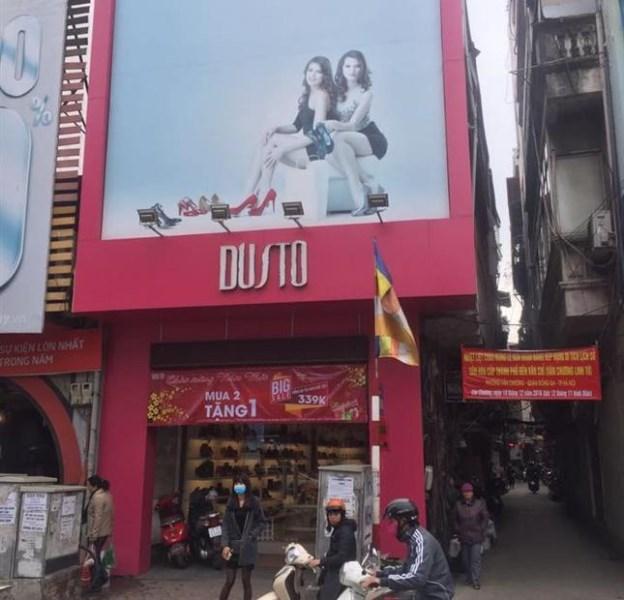 Chính chủ cho thuê nhà mặt phố 121 Tôn Đức Thắng, căn 2 mặt tiền, giá