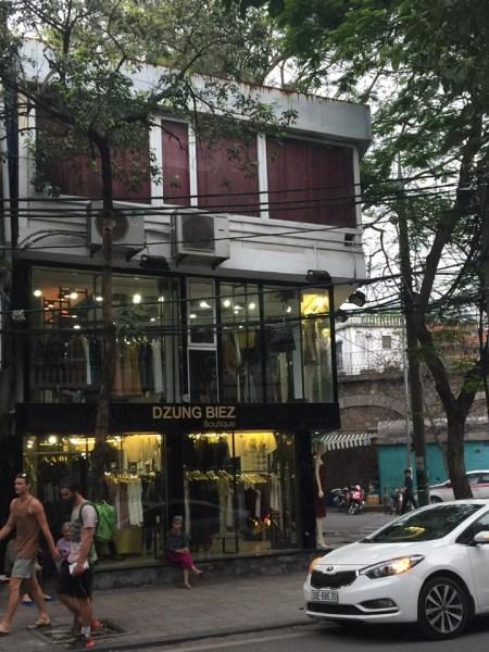 Cho thuê Biệt Thự xây thô 5 tầng phố Nguyễn Đức Cảnh