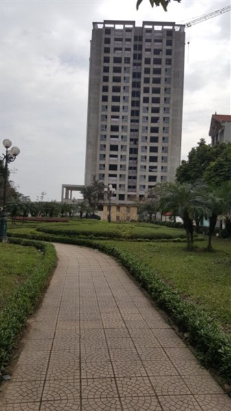Bán căn hộ 3 PN 99m2, giá 2,6 tỷ tại chung cư Northern Diamond Long Biên