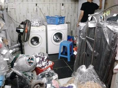 Cần chuyển nhượng cửa hàng giặt nhiều khách quen tại Hoàng Mai