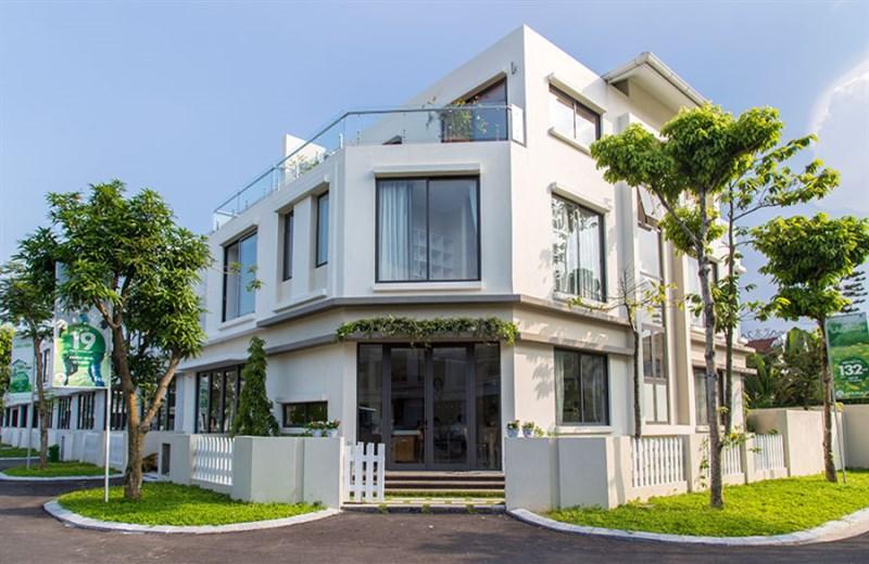 Cần bán gấp nhà biệt thự song lập khu N09, KĐT Đặng Xá, S: 175m2. Giá: 5.5 tỷ
