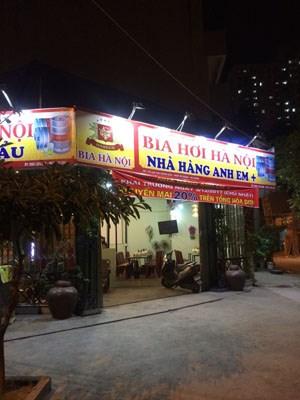Sang nhượng nhà hàng số A65, Khu Đồng Dưa, Ngô Thì Nhậm, Hà Đông, Hà Nội