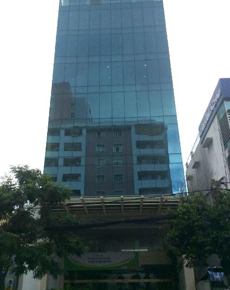 Bán Gấp Tòa Nhà Văn Phòng 8 Tầng Mặt Đường Nguyễn Xiển.DT 65m2. Giá 19 TỶ