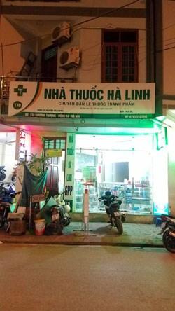 Sang nhượng cửa hàng thuốc số 139 Khương Thượng, Đống Đa, Hà Nội