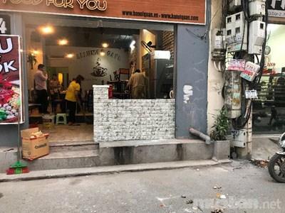 Sang nhượng quán ăn văn phòng số 174 xã đàn 2 Nam đồng Đống Đa, Hà Nội