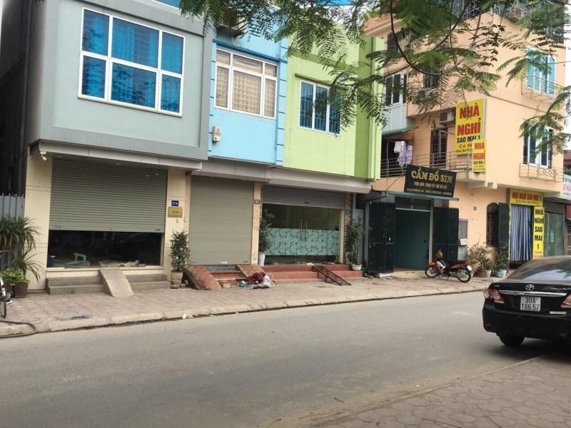 Cho thuê dài hạn tầng 1+2 nhà số 55 ngõ 279 phố Đội Cấn, Ba Đình, Hà Nội
