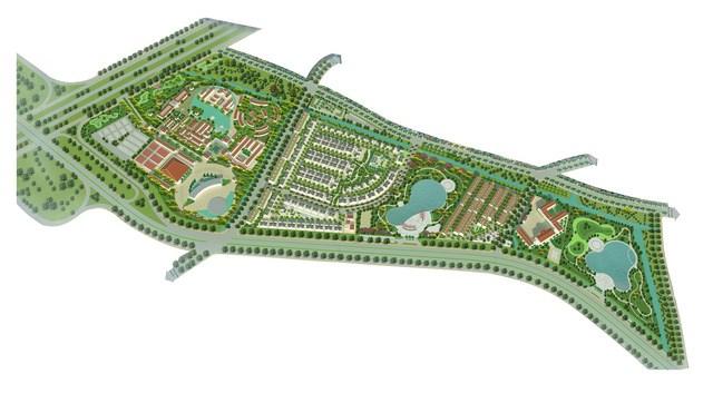 Cơ hội vàng đầu tư đất nền cùng với tập đoàn  FLC- ASIA PARK
