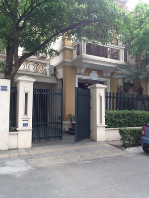 Bán Biệt Thự Lô G1, KĐT Ciputra Nam Thăng Long, Quận Tây Hồ , Hà Nội