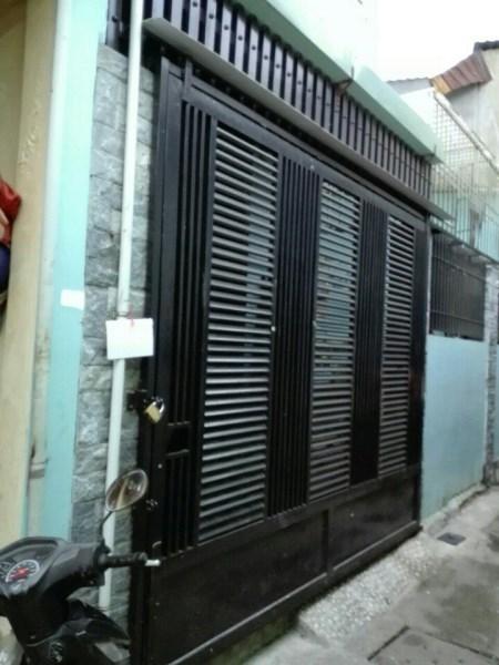 QA155 Bán Nhà Mặt tiền đường Nguyễn Sỹ Sách, P.15, Q.Tân Bình.DT: 5mx21m.