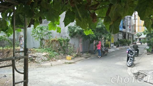 QA154 - Bán đất mặt tiền hẻm đường Nguyễn Sỹ Sách, P.15, Q.Tân Bình. DT: 4.2mx12.5m