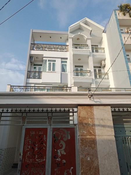 Q306 - Bán nhà mặt tiền đường Phan Huy Ích, P.15, Q.Tân Bình.DT: 8mx40m