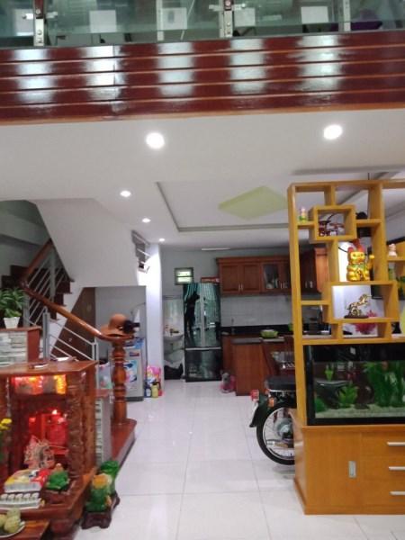 Q352 - Bán nhà mặt tiền đường Cống Lỡ, P.15, Q.Tân Bình. DT: 4mx16m