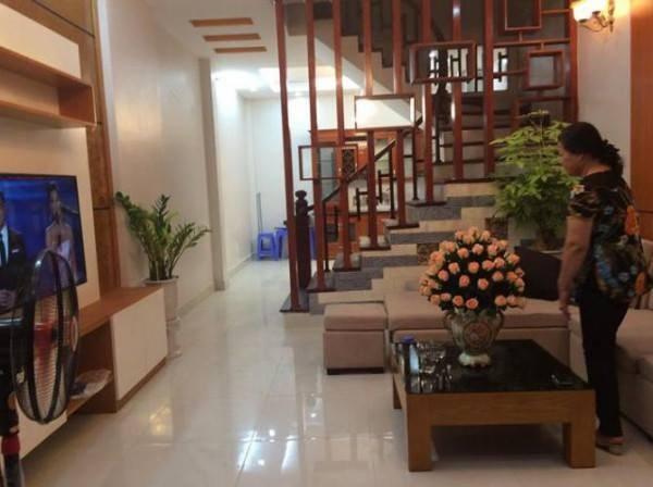 Bán nhà Nguyễn Chí Thanh, nhà đẹp, thiết kế hiện đại, giá 4.25 tỷ