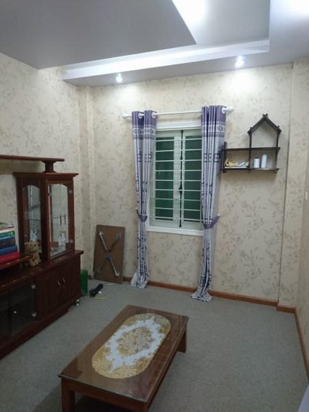 Bán nhà đẹp, ở ngay, hai mặt thoáng, ngõ xe 3 gác, cách phố 30m phố Dương Quảng Hàm,Cầu Giấy.
