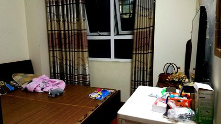 Cần bán lại căn hộ 96,3m2 tầng 7 tòa CT1 khu đô thị mới Cổ Nhuế