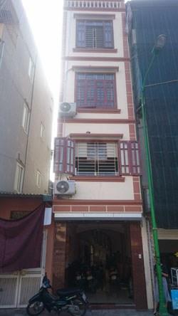 Cho thuê nhà riêng 616 Trương Định, Đường Bờ Sông Cầu Sét
