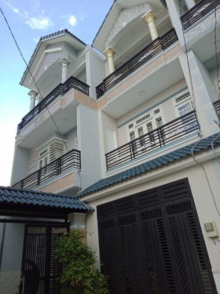Bán nhà hẻm đường Huỳnh Văn Nghệ, P.15, Q.Tân Bình. DT: 4mx20m.