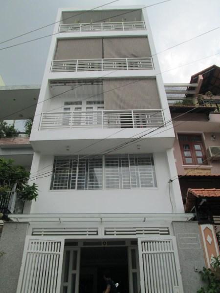 Bán nhà hẻm xe hơi đường Cống Lở, P.15, Q.Tân Bình.DT: 4mx14m.