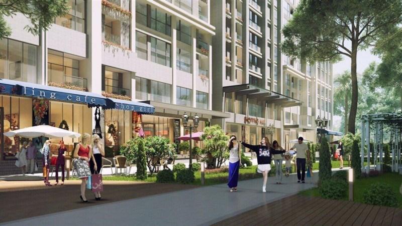 Các lô Shophouse cho thuê tại dự án An Bình City-Lh: 0985 670 160