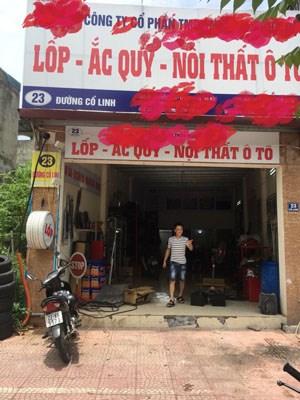 Cần nhượng lại mặt bằng số 23 Cổ Linh, Quận Long Biên , Hà Nội
