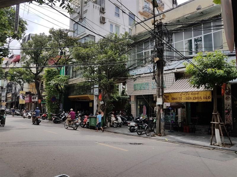 Bán nhà mặt phố Nguyễn An Ninh, Hai Bà Trưng, DT 65m2 mặt tiền 5,5m  kinh doanh cực tốt giá 11 tỷ